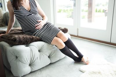 compression socks stokin ibu hamil