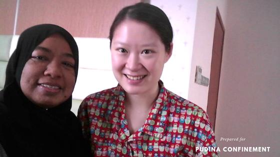 postnatal massage penang